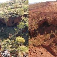 Australia, colosso minerario fa esplodere le grotte sacre aborigene di 46 mila anni fa:...
