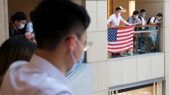 Cina, dopo la lite su Hong Kong bloccato l'import di soia dagli Usa
