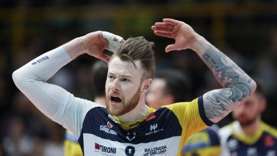 Volley, Zaytsev al Kemerovo: ora è ufficiale