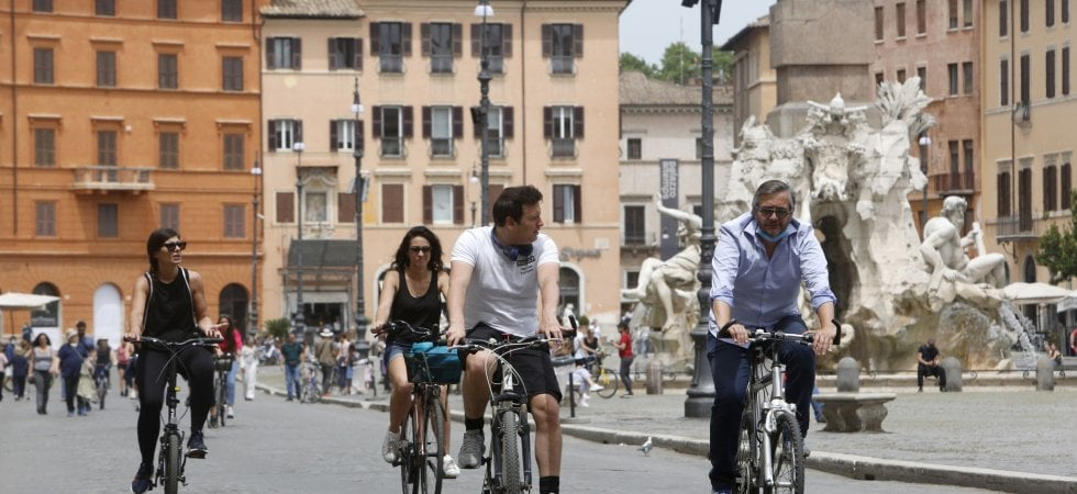 Dopo il coronavirus gli italiani salgono in bici