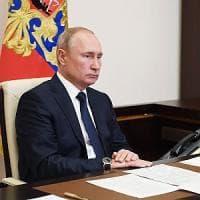 """Russia, l'annuncio di Putin: """"Il primo luglio referendum costituzionale"""""""