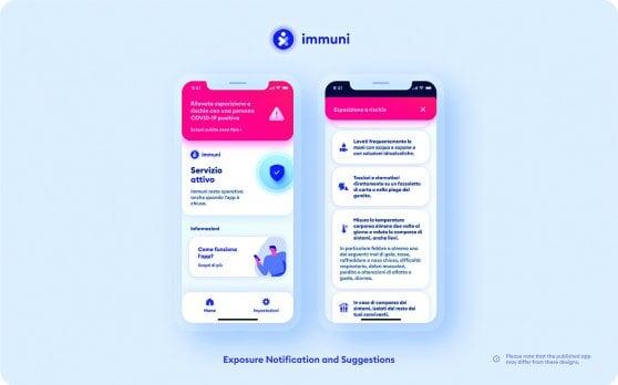 App Immuni, la prova: come funziona, dove scaricarla e come configurarla