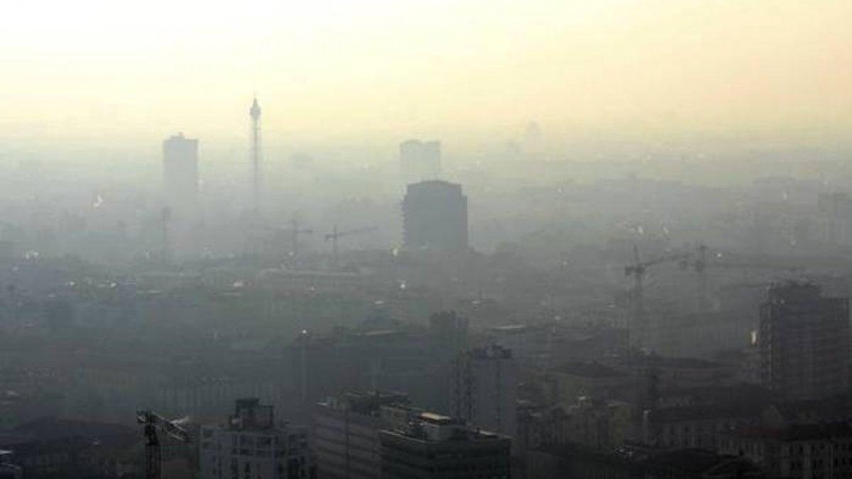 Inquinamento atmosferico, il Bacino Padano fra le aree peggiori d'Europa