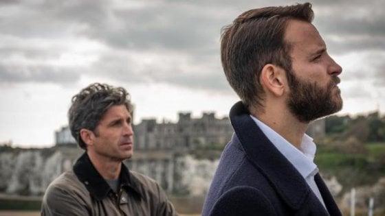 'Diavoli' la serie con Alessandro Borghi e Patrick Dempsey alla conquista degli Usa