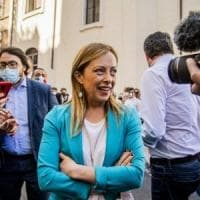 Sondaggio Agi/You Trend: in calo Pd e Lega, nuovo record per Fratelli d'Italia