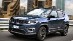 Nuova Jeep Compassitaliana, efficiente e super connessa
