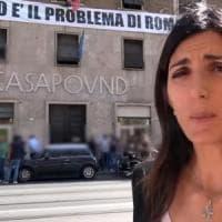"""Sequestrata sede di Casapound a Roma, Raggi: """"Vittoria per la città"""". Il Pd: """"Sindaca al..."""