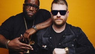 "Run The Jewels, il duo rap e l'album in anticipo: ""Le strade bruciano, perché aspettare?"""