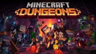Minecraft Dungeons. L'ultima incarnazione del videogame più venduto della storia