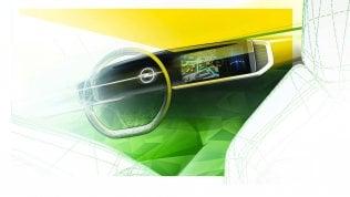 Il futuro Opel Cockpit debutta su nuovo Mokka