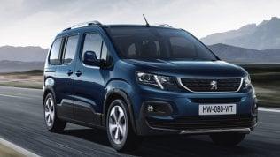 Peugeot Rifter, Suv o Multispazio?
