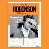 Robinson, le confessioni di Paolo Sorrentino