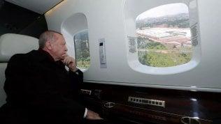 """Turchia, nasce """"Kanal Istanbul"""": Erdogan adesso raddoppia pure il Bosforo"""