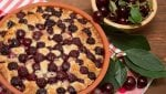 La torta di ciliegie, una delizia di stagione adatta a tutte le ore