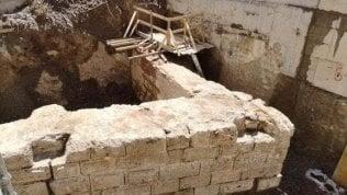 Nel cantiere della M4 ritrovato un muro antico: bloccati gli scavi