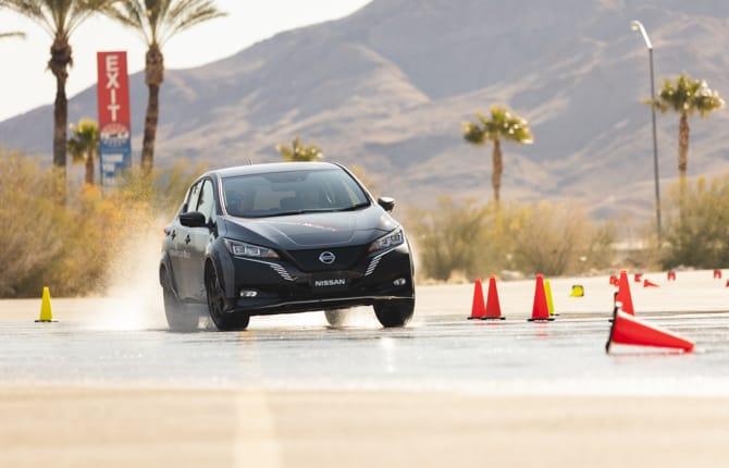 Tecnologia e-4ORCE, Nissan all'attacco