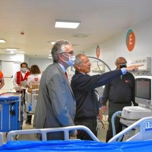 Dodici milioni per sette pazienti, chiude il Covid hospital
