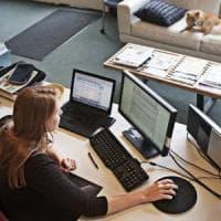 Fase 1, Istat: con l'isolamento hanno lavorato da casa in 3,7 milioni