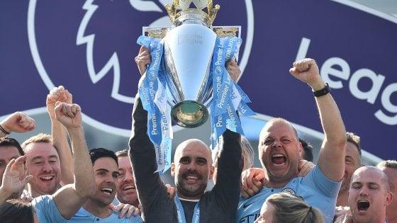 Premier League, ecco il calendario: si riparte con Manchester City-Arsenal