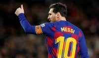Messi, l'infortunio è lieve.  Parte l'operazione rinnovo