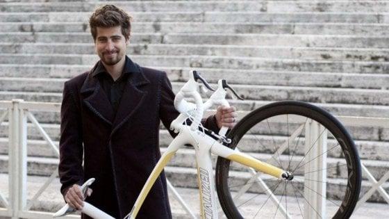 La bici del Papa all'asta per gli ospedali di Brescia e Bergamo