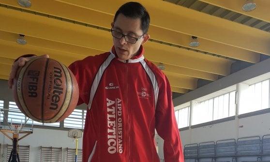 La storia di Fulvio, campione di basket che sogna di diventare coach