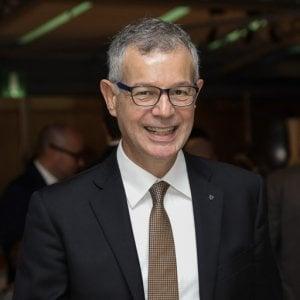 Luciano Vescovi, a capo degli industriali vicentini