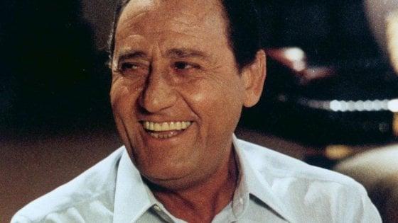 """Alberto Sordi, per """"100 volte"""", storia di una leggenda della comicità sul palcoscenico della Radio"""