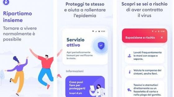 Immuni, da oggi l'app per il rischio contagio attiva in tutta Italia: oltre 2 milioni di download