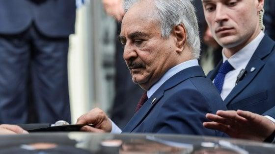 Libia, non c'è accordo tra Russia e Turchia: salta il vertice