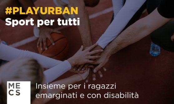 Playurban: insieme per il diritto allo sport dei giovani con disabilità