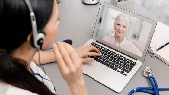 La telemedicina guadagna consensi fra gli anziani