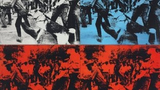 Andy Warhol profeta antirazzista