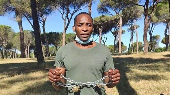 Sciopero della fame per i migranti irregolari, Aboukabar Soumahoro ricevuto dal premier Conte