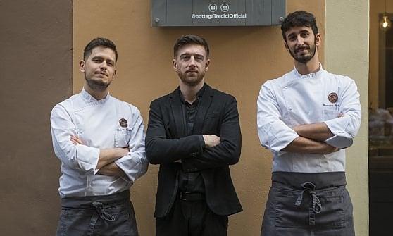 Nell'ex Ghetto di Roma la scommessa dei giovani artigiani gourmet