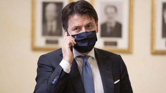 """Conte alla Camera: """"A settembre il recovery plan dell'Italia. Ora serve coesione nazionale"""""""