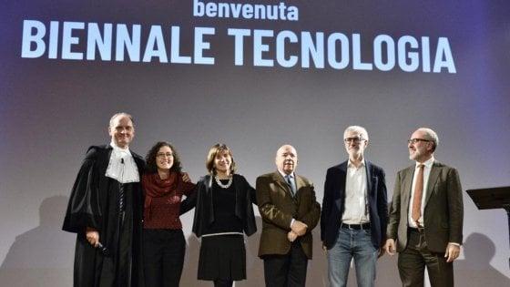 Nasce Biennale Tecnologia, per esplorare future mutazioni