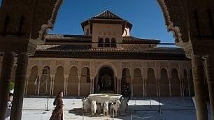 Riapre l'Alhambra -   foto