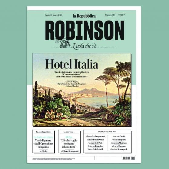 Robinson, Hotel Italia