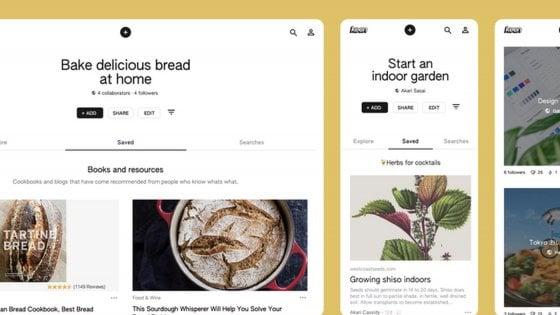 Google non si arrende ai flop coi social: ora ci riprova con Keen, il sosia di Pinterest