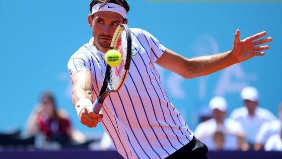 """Tennis, Dimitrov: """"Sono positivo al Covid"""". Aveva giocato nel tour di Djokovic"""