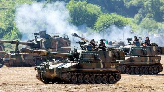 Guerra di volantini tra le due Coree: Pyongyang pronta a lanciarne 12 milioni