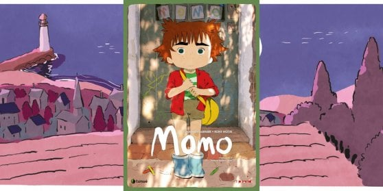 Come in un cartone giapponese, arriva il fumetto di Momo