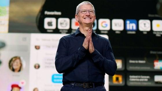 """Apple WWDC nel segno di Flyod e del Covid. """"Per le grandi sfide servono creatività e innovazione"""""""