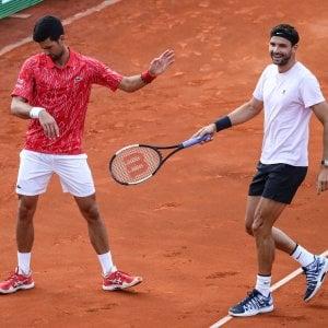 Tennis, la Croazia condanna l'esibizione
