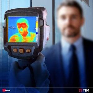 Tim e Olivetti accelerano sui servizi per la ripartenza delle imprese