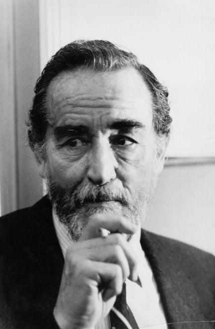 Vittorio Gassman Storia Per Immagini Di Una Vita Da Mattatore La Repubblica