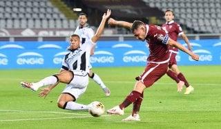 Torino-Udinese 1-0, Belotti fa tornare il sorriso ai granata