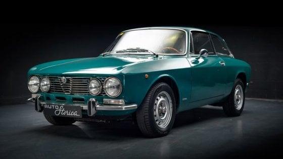 Asta speciale per i 110 anni Alfa Romeo
