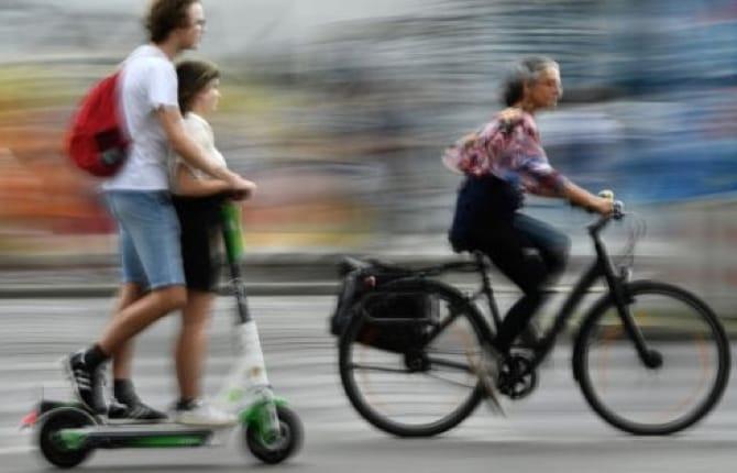 Bici e monopattini:, ecco il vademecum
